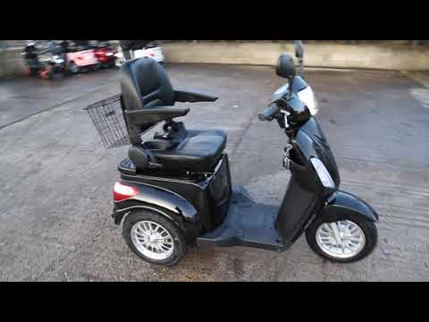 Electric Mobility Scooter - GP500 By Green Power
