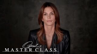 Why Cindy Crawford Is More Than a Pretty Face | Oprah's Master Class | Oprah Winfrey Network