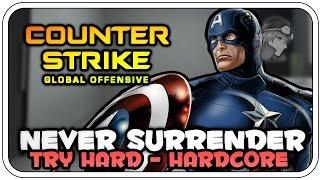 CS:GO TRY HARD HARDCORE #320 - ICH GEBE ALLES! - Mit HDHomerJ - Dhalucard