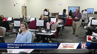 Over $40,000 raised for Hurricane Michael victims