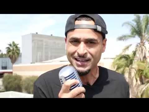 """Locksmith - """"Hollywood Freestyle"""" for HipHopDX"""