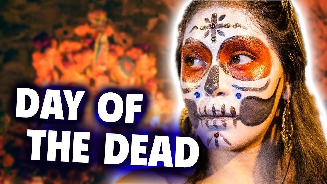 Day of the Dead in Michoacan [Morelia, Patzcuaro, Janitzio, Tzintzuntzan]