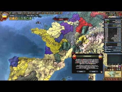 Romania: Paradox Mega Campaign - Europa Universalis 4 - Part 26