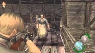 обзор Resident Evil 4 (Wii/HD)