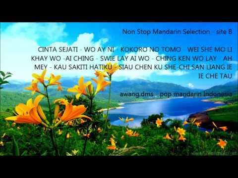 Non Stop Pop Mandarin Indonesia Selection - Site B (HQ AUDIO)