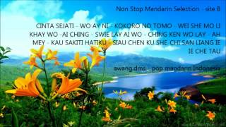 Non Stop Pop Mandarin Indonesia Selection - Site B (HQ AUDIO)