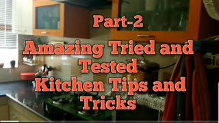 10New Useful Tips and Tricks|Indian KitchenTips and Tricks|Useful Kitchen Tips for Everyday Life