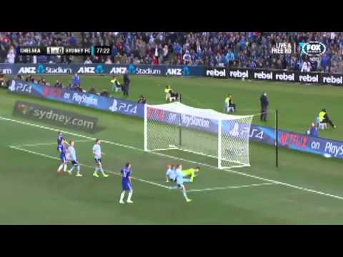 Sydney FC Vs Chelsea FC | Highlights | Sydney FC
