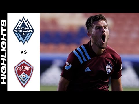 Vancouver Whitecaps Colorado Goals And Highlights