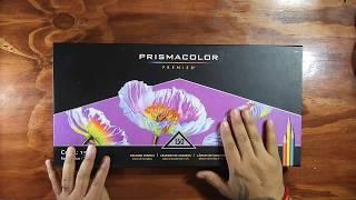 UNBOXING PRISMACOLOR PREMIER 150