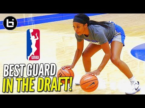 "SHE GOT GAME! Lexie Brown READY To Continue the ""BROWN"" Legacy! Pre Draft Workout"