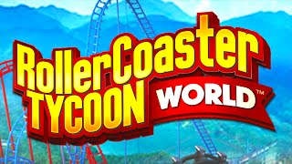 RollerCoaster Tycoon World : The Ugly Truth (Early Access Gameplay)