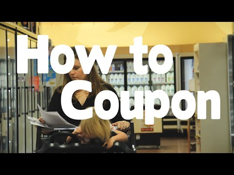 How to Coupon: Come Shopping With Jenny