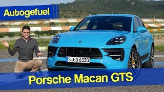 Is this the sportiest Macan? 2020 Porsche Macan GTS REVIEW