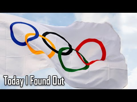 That Time The Olympic Flag Went Missing For 77 Years And Turned Up In A Suitcase