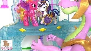 Май Литл Пони Мультик. КЕЙДАНС НА СВОБОДЕ! MLP GUARDIANS OF HARMONY Пони Игры| Мультики для Детей