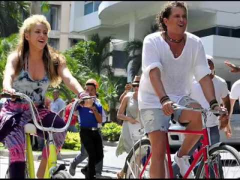 La Bicicleta - Carlos Vives ft. Shakira (lyrics) - YouTube