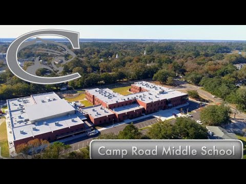Camp Road Middle School Dedication Ceremony [Highlight Video]