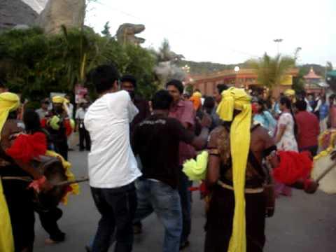 Annama dance