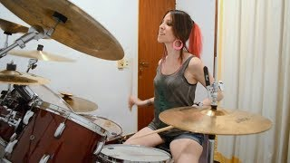 "System of a Down ""Chop Suey!"" Drum Cover (by Nea Batera)"