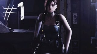 Resident Evil Operation Raccoon City - JILL VALENTINE - Gameplay Walkthrough - Spec Ops - Part 1