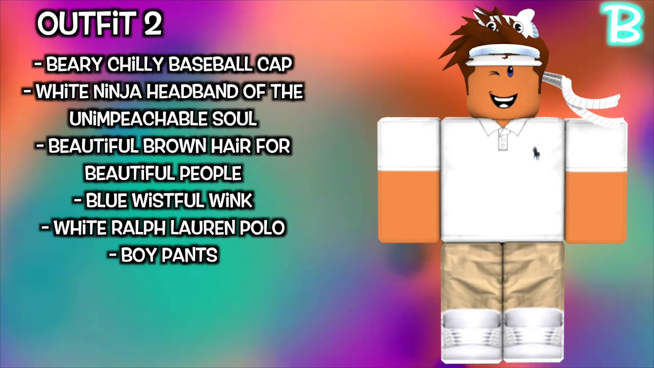 10 Awesome Roblox Outfits Youtube