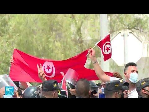...ريبورتاج: انقسام في الشارع التونسي إزاء قرارات الرئي  - نشر قبل 2 ساعة