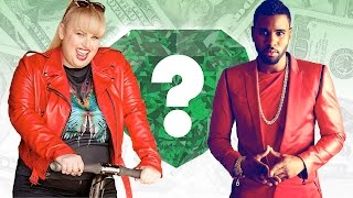 WHO'S RICHER? - Rebel Wilson or Jason Derulo? - Net Worth Revealed!