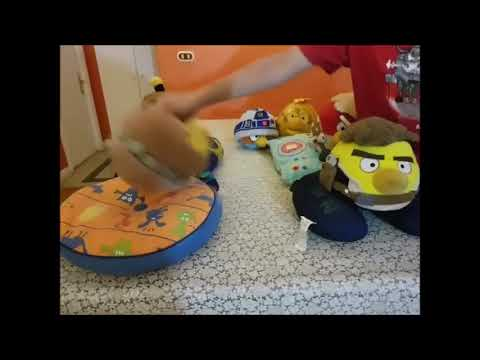 Peluche TV - Angry Birds Star Wars