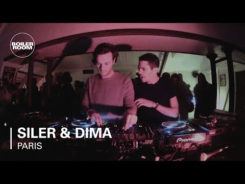 Siler & Dima Boiler Room Paris DJ Set