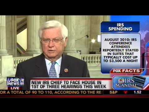 Chairman Hal Rogers Talks IRS Targeting And Spending On Fox News