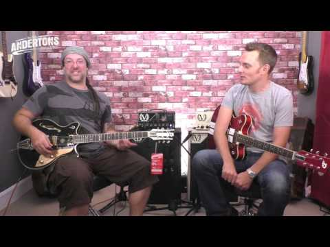 Duesenberg Joe Walsh & Mike Campbell II Guitars