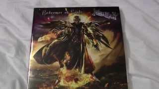 Judas Priest - Redeemer of Souls (Vinyl record overview)