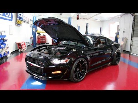 2015 Galpin Rocket Mustang Carcast Garage Youtube