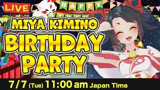 【LIVE】Miya's Birthday!!