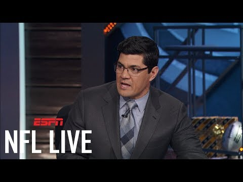 Tedy Bruschi: 'I wouldn't be caught dead in a Steelers' uniform' | NFL Live | ESPN