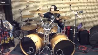 Judas Priest - Hell Patrol - Drum cover - By Lucas Rodrigues