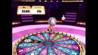 """Wheel Of Money and Pain"" - TV Show King Party Co-op Fun Run E1"