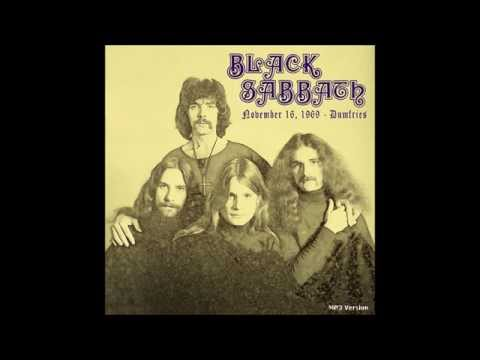 Black Sabbath    November 16, 1969  Dumfries, Scotland  FULL CONCERT