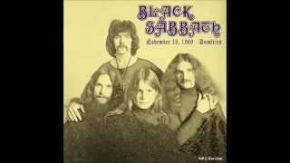 Black Sabbath - LIVE - November 16, 1969 - Dumfries, Scotland - FULL CONCERT