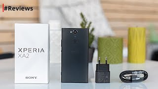 Sony Xperia XA2 /+  price, specifications, features, comparison - #Reviews