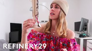 A Day In The Life At Refinery29 | Lucie Fink Vlogs | Refinery29