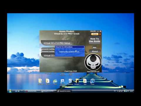 Virtual DJ 7.0 Pro Kostenlose Vollversion