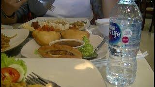 Pergi Bareng Ko Alex dan Jamal Steven Juragan Mebel Part.4 Vegetus Vegetarian Restaurant 00004