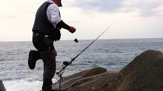 石鯛釣り#24  内之浦 thumbnail