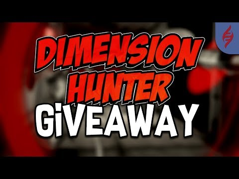 Dimension Hunters - Helixx VR Weekly Giveaway