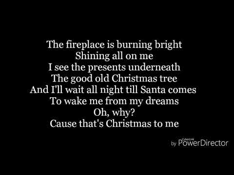 Christmas To Me Lyrics.That S Christmas To Me Lyrics Pentatonix