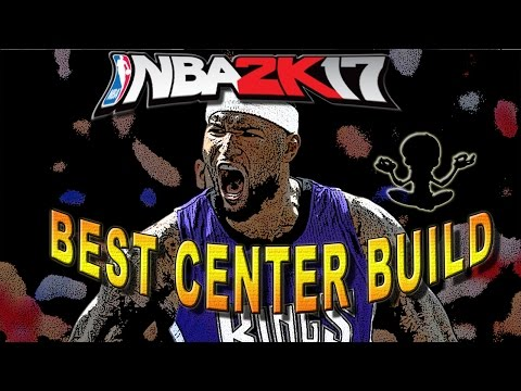 2K17 BEST CENTER BUILD - MUST HAVE BADGES, DUNK PACKAGES, & ATTRIBUTE UPDATE