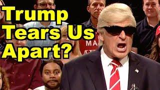 Trump Tears Us Apart? - Alec Baldwin, Bill Maher & MORE! LV Sunday LIVE Clip Roundup 227