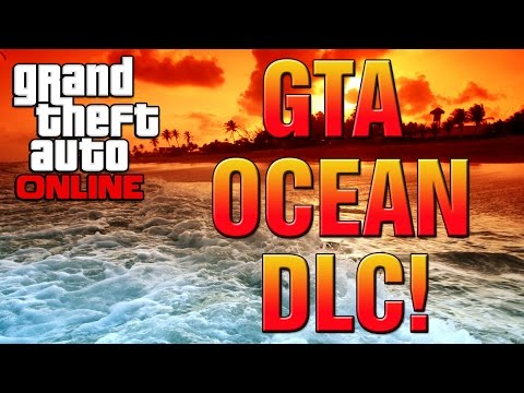 GTA 5 Ocean DLC - Destructive Submarines, Underwater Missions, Scuba Gear & Insane SHARKS! (GTA V)